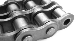 Transmission roller chains